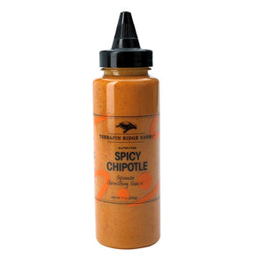 Spicy Chipotle Garnishing Sauce