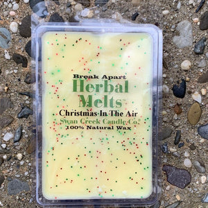 Christmas In The Air Soy Wax Melts