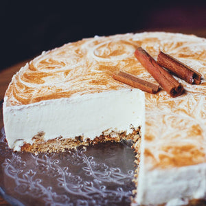 Cinnamon Bun Cheesecake Mix