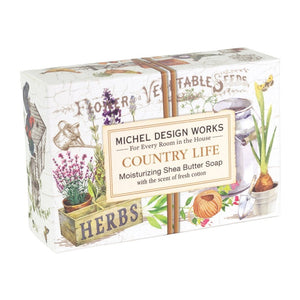 Country Life Hand Soap Bar