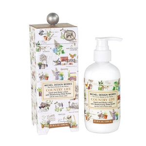 Country Life Hand & Body Lotion