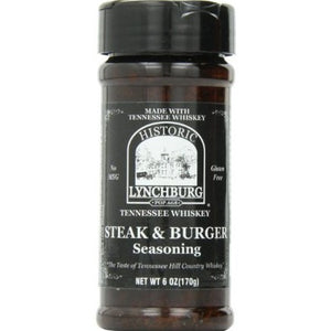 Tennessee Whiskey Steak & Burger Seasoning