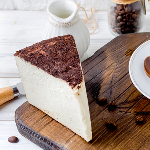 Creamy Roasted Espresso Cheese