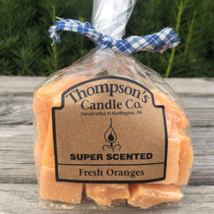 Fresh Oranges Super Scented Wax Crumbles
