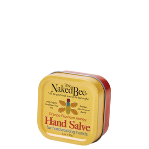 Naked Bee Orange Blossom Honey Hand & Nail Salve