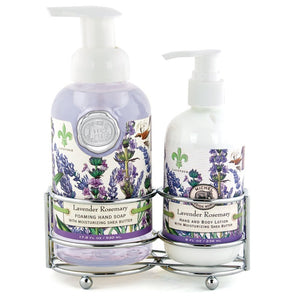 Lavender Rosemary Handcare Caddy