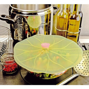 "Lily Pad 11"" Silicone Lid"