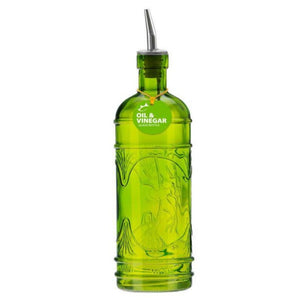 Olive Branch Recycled Glass Bottle