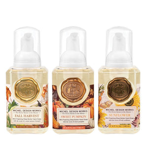 Mini Foaming Soap Gift Set - Fall Harvest