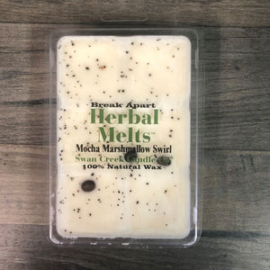 Mocha Marshmallow Swirl Soy Wax Melts