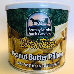 Peanut Butter Pillows