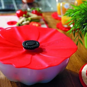 "Poppy 11"" Silicone Lid"
