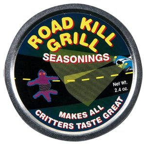 Road Kill Grill Seasoning
