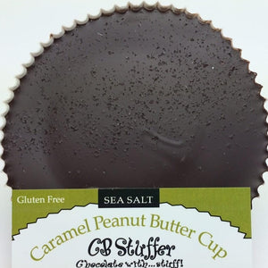 Caramel Sea Salt Peanut Butter Cup