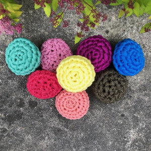 Locally Made Scrubbies