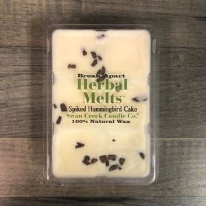 Spiked Hummingbird Cake Soy Wax Melts