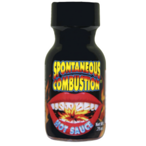 Spontaneous Combustion Mini Hot Sauce