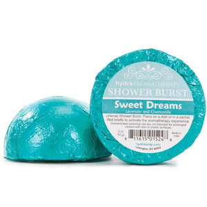 """Sweet Dreams"" Shower Burst"