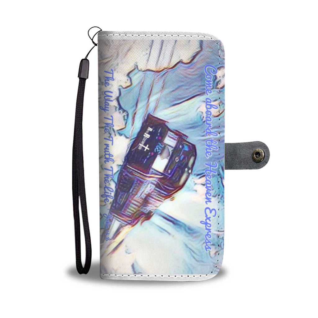 Heaven Express Wallet Phone Case