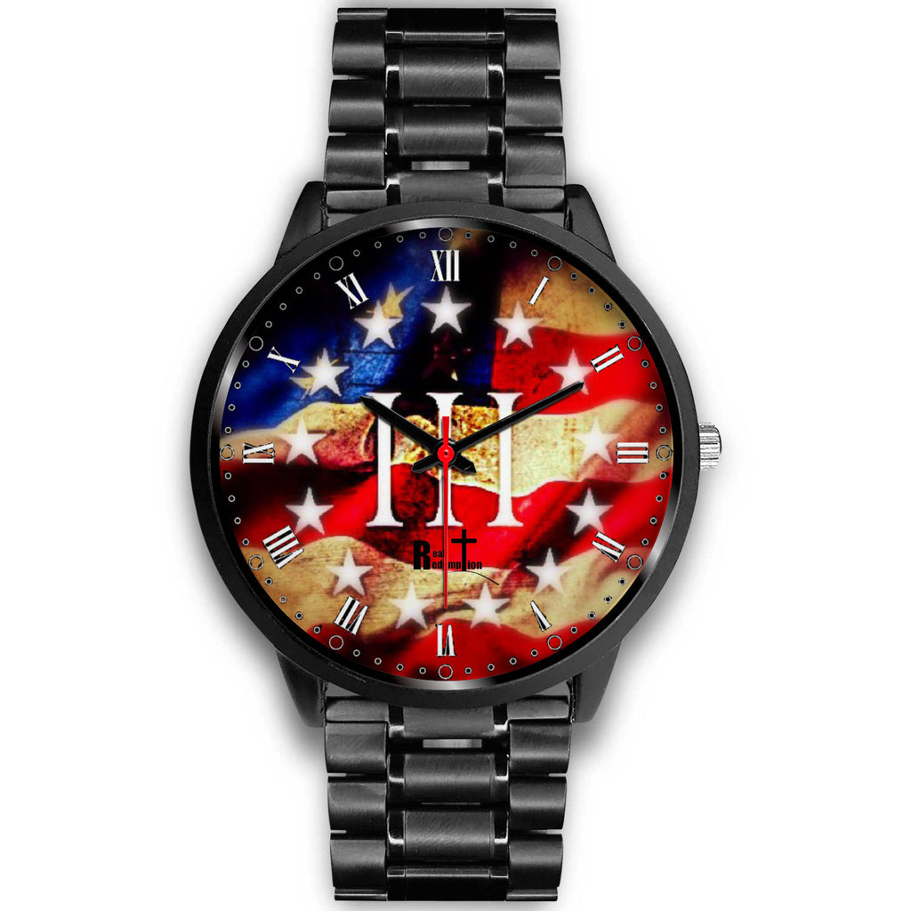 III% Patriot Watch