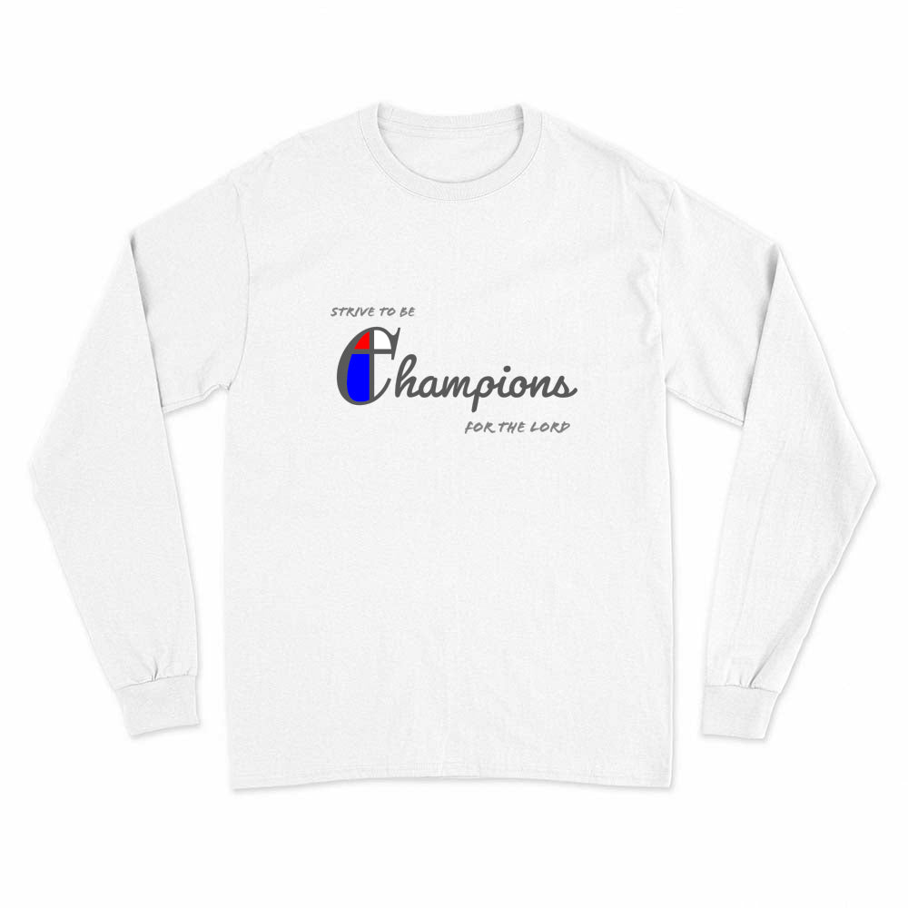 Champions Long Sleeve shirt