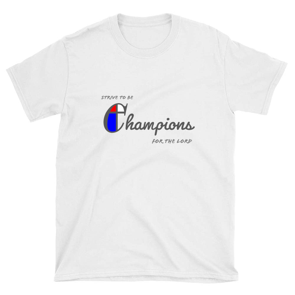 Champions T-shirt (see all colors)