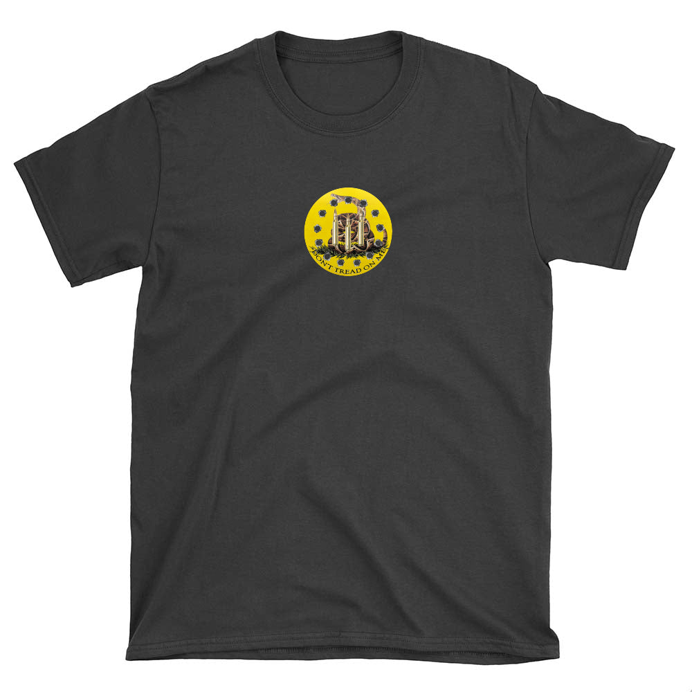 Gadsden 2A T-shirt (See all colors)
