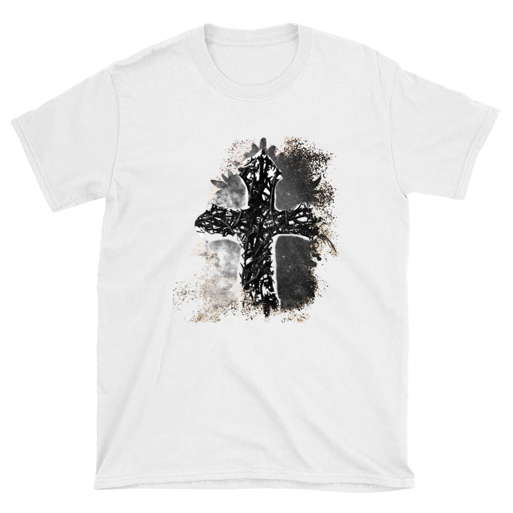 Thorn Cross 2 T-shirt (See all colors)