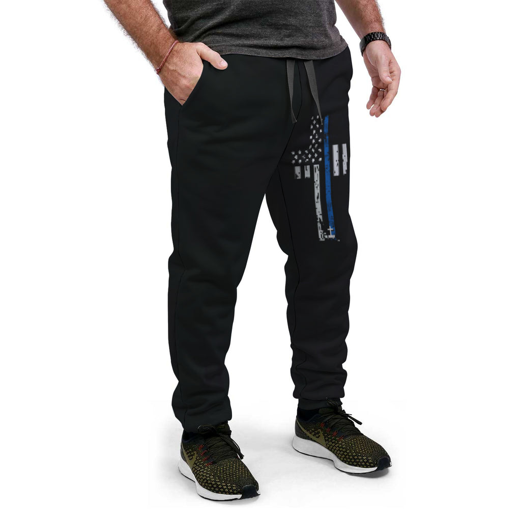 TBL Flag Cross AOP Jogger