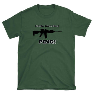 Love that Ping T-shirt
