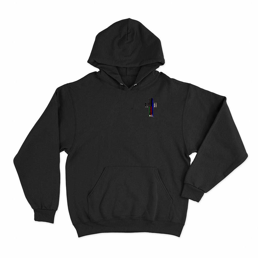 Courageous Calling Hoodie (Version 2)