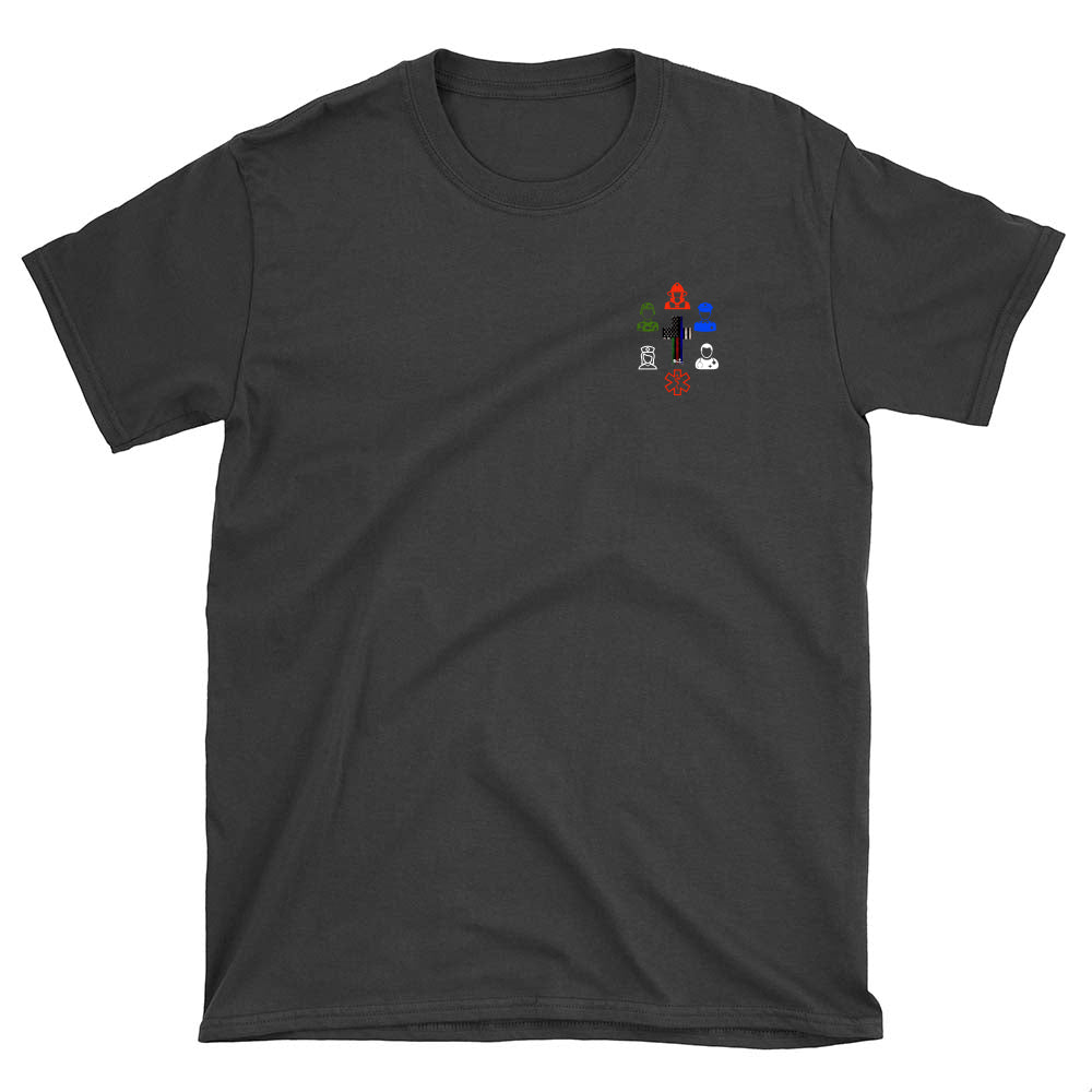 Courageous Calling T-shirt (Version 1)