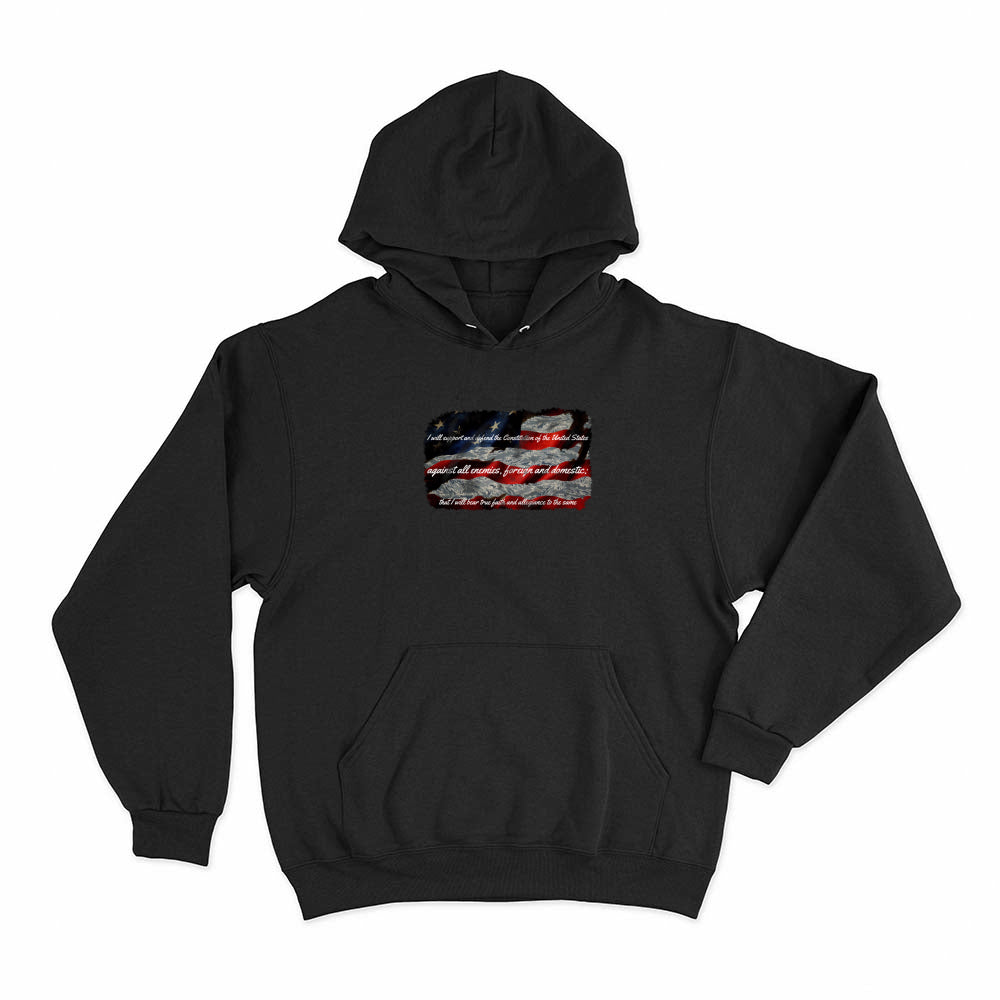 Air Force Oath Keeper Hoodie