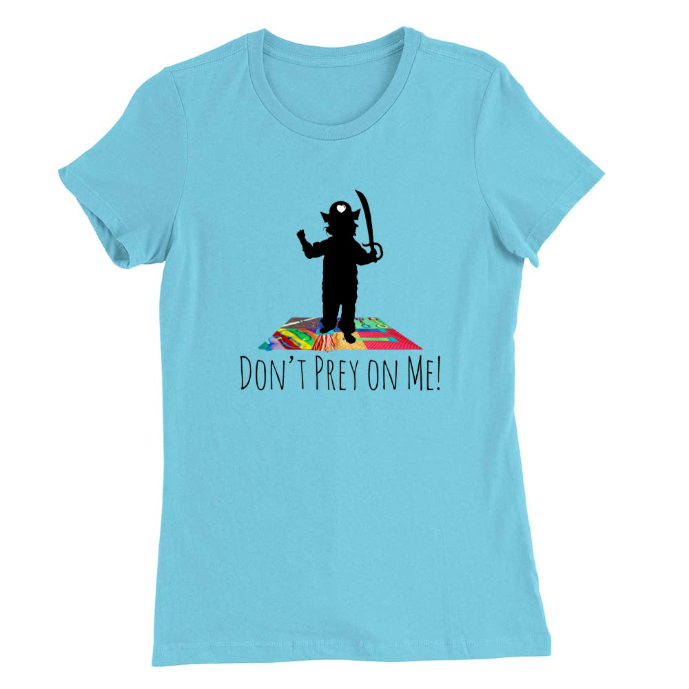 Don't Prey on Me! (Women's Round Neck)