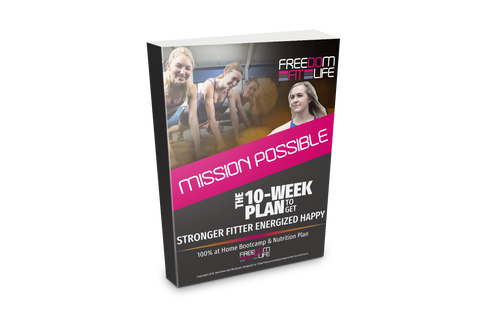 Freedom Fit 10-Week Challenge PRE-SALE