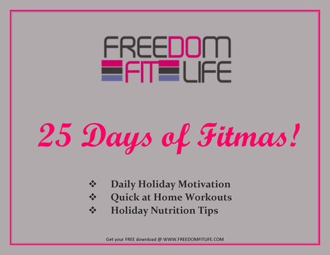 25 Days of Fitmas!