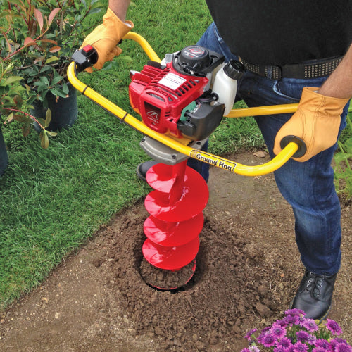 ModelONE One Man Earthdrill Auger from Ground Hog Inc
