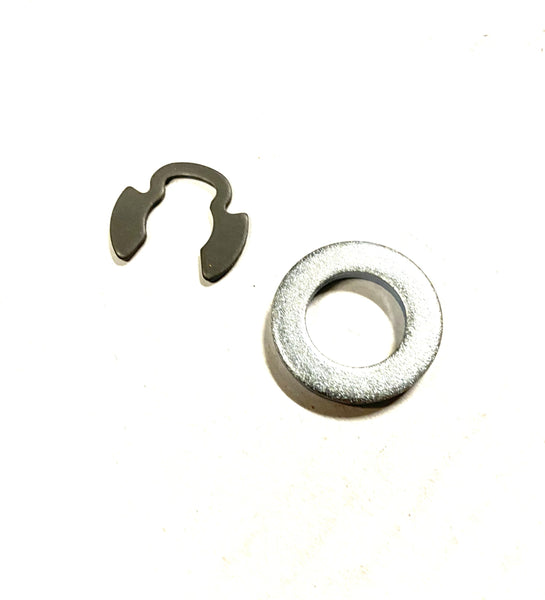 60176 Bit Retaining Clip for Carbide Tipped Bits used on Ground Hog Inc. T-4 Trencher