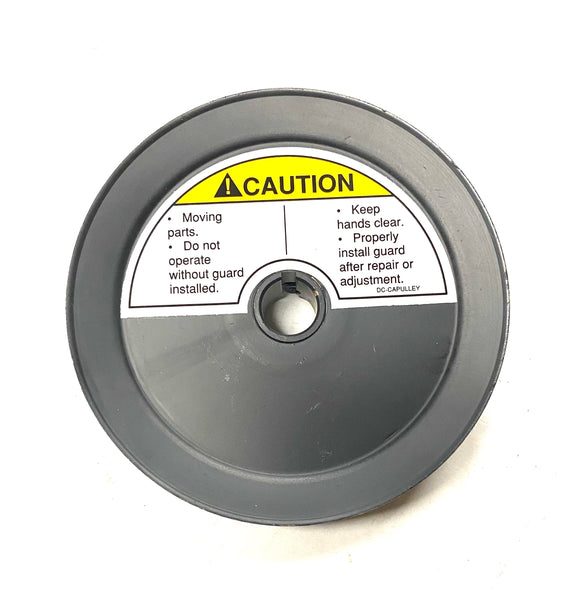 AK59 - Sheave Pulley for Ground Hog Inc C-71-5 Auger