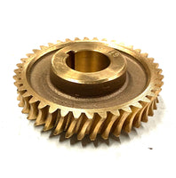 G71-3X 10:1 Bronze Gear for Ground Hog Inc C-71-5 & 1M5C Earthdrill Auger Gear Box