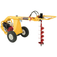 HD99-H Ground Hog Inc Hydraulic Towable One Man Earthdrill Auger