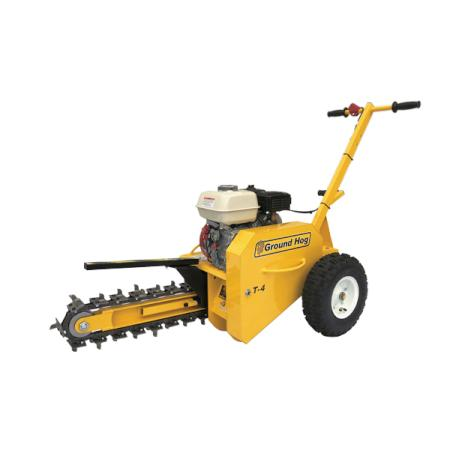 "T-4-H Ground Hog Inc T-4 Trencher 12"" 18"""