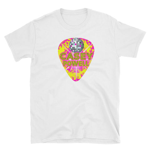 Casey Powell - Guitar Pick Shirt