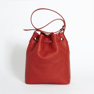 Rivington Drawstring Red