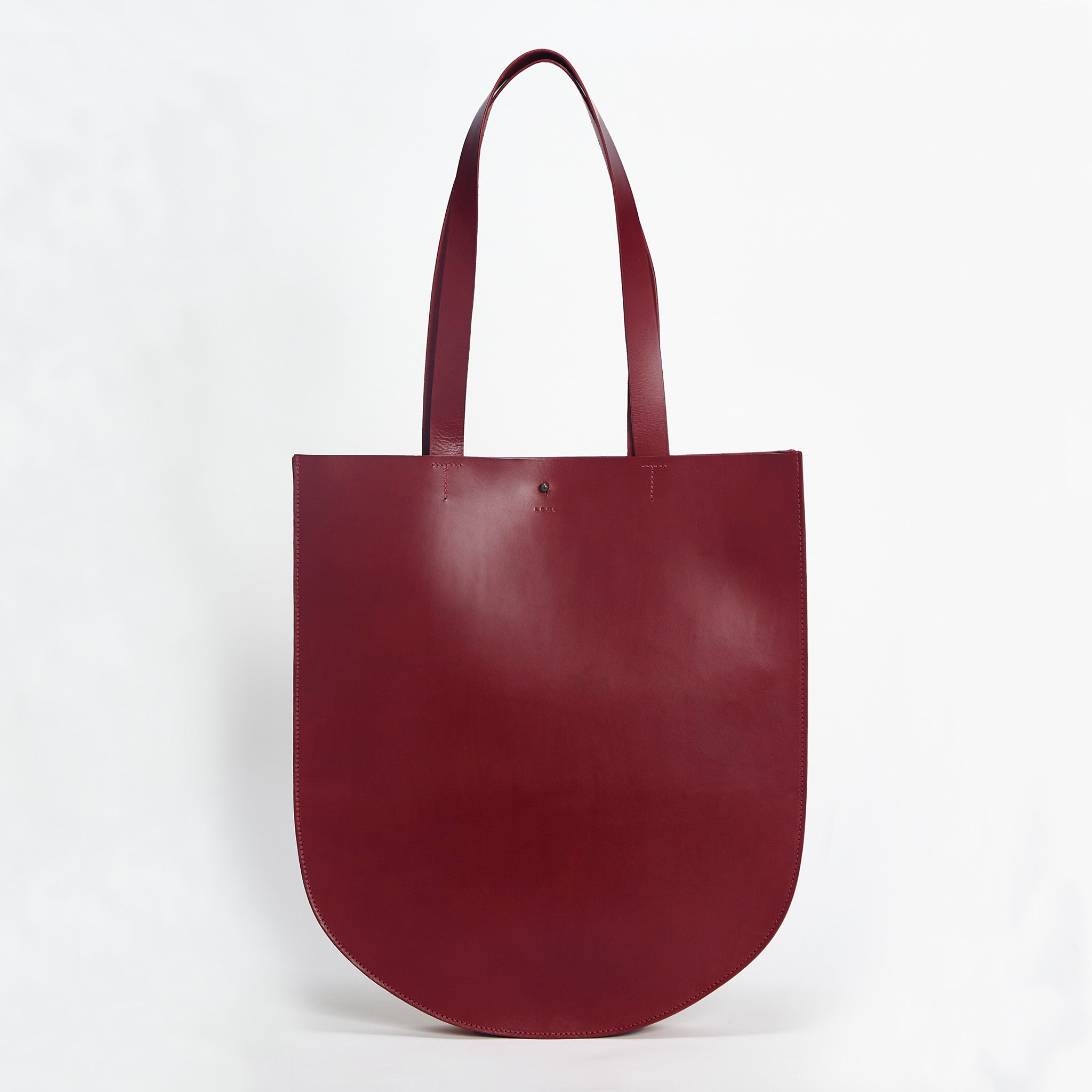 Arch Tote Burgundy