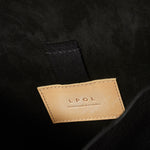 Arlington Soft Pebble Grain Handbag Black