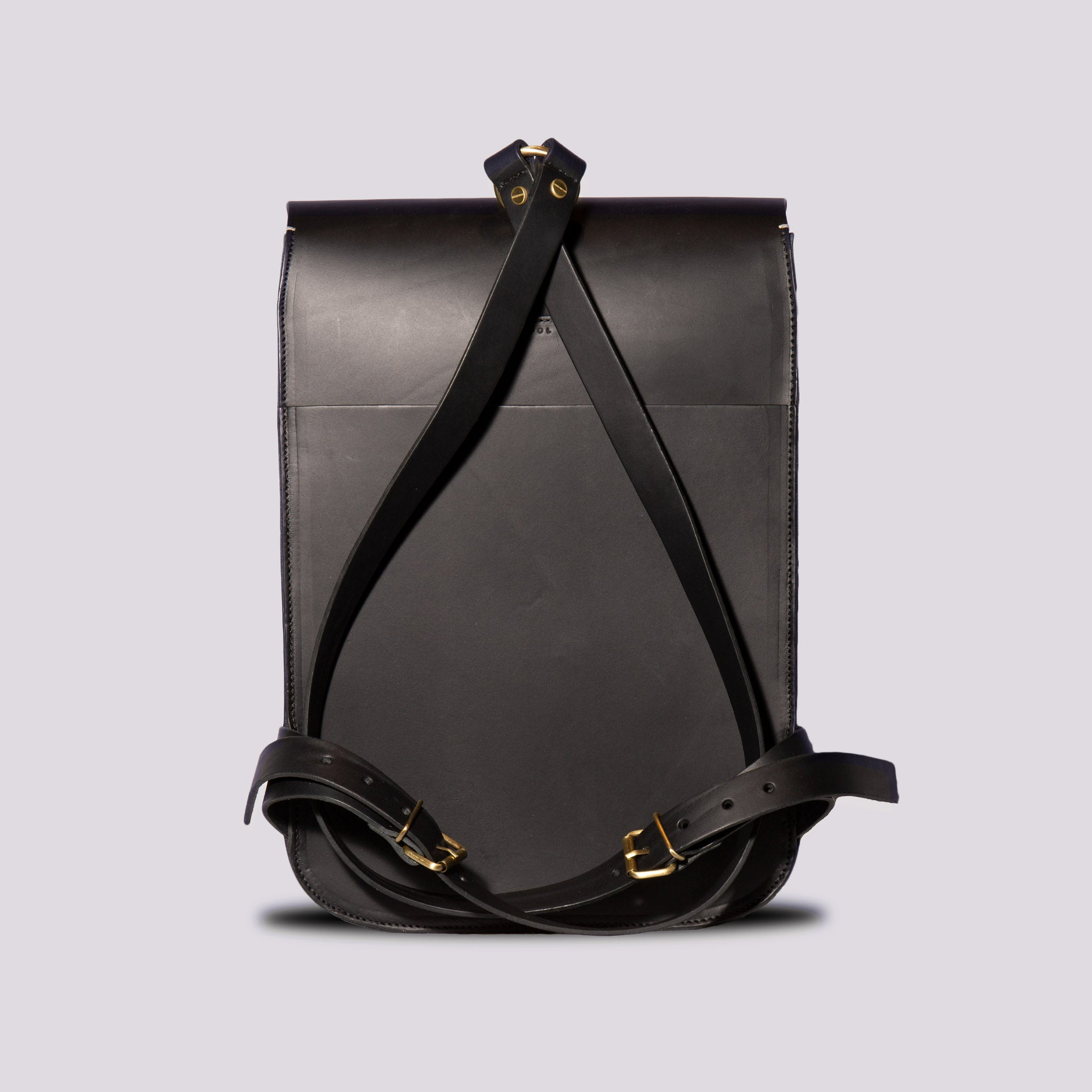 Large Arlington Rucksack Black