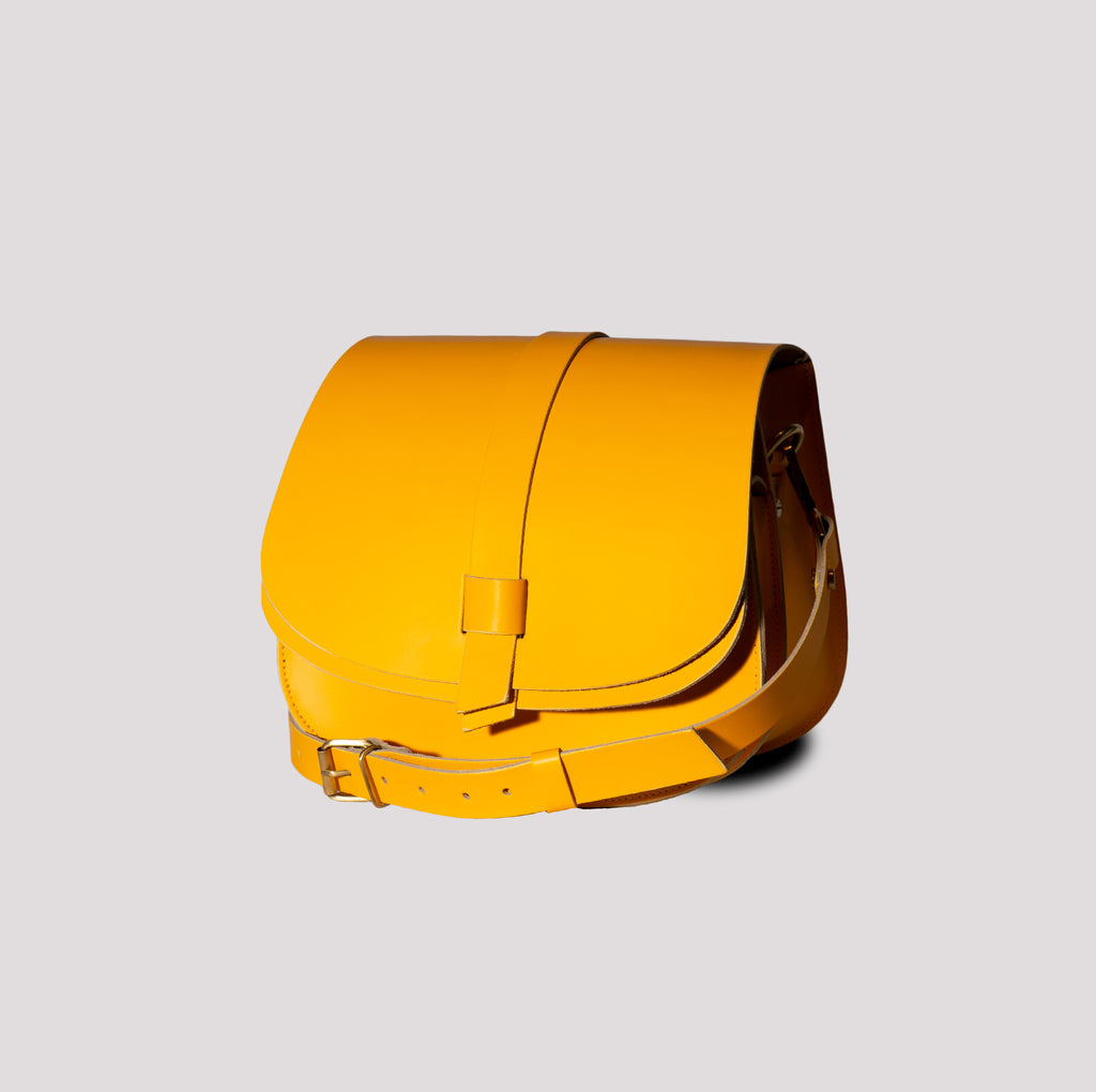 Arlington Handbag Yellow