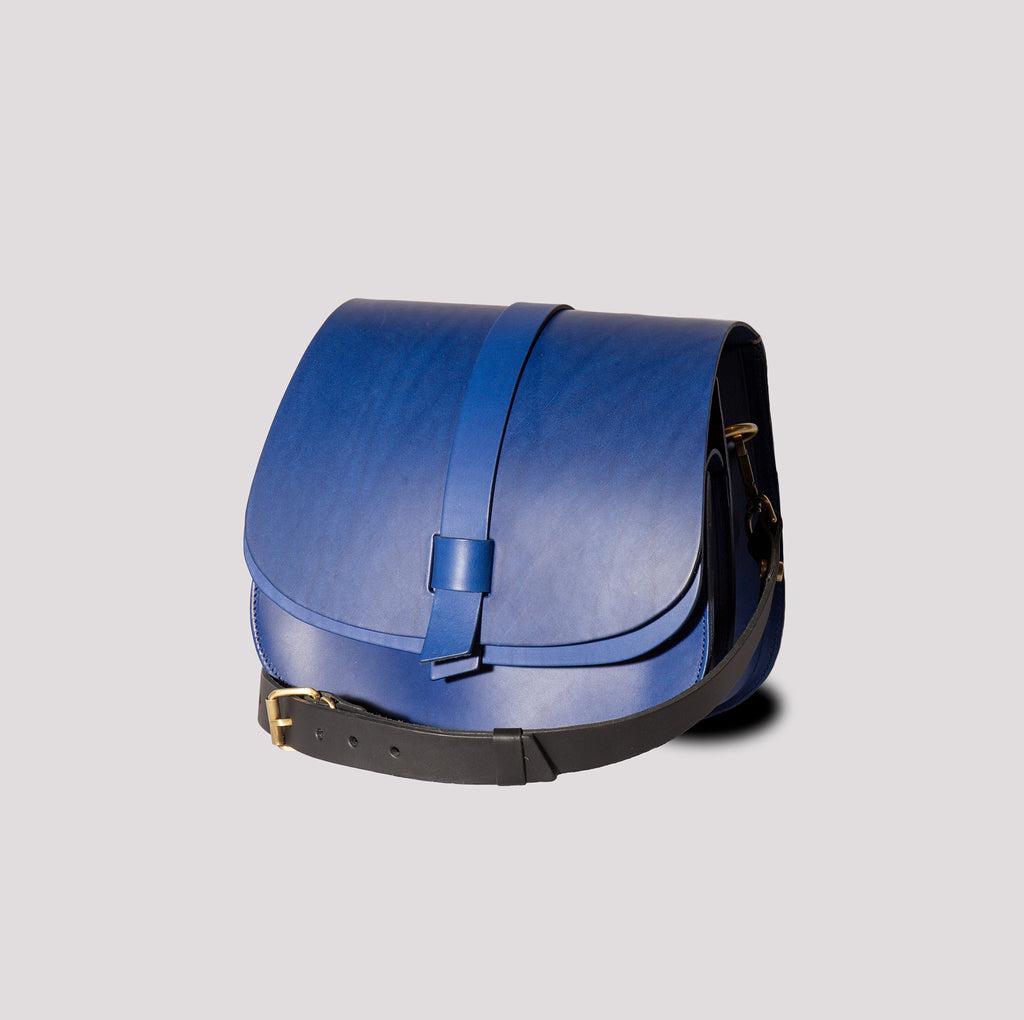 Arlington Handbag Klein Blue