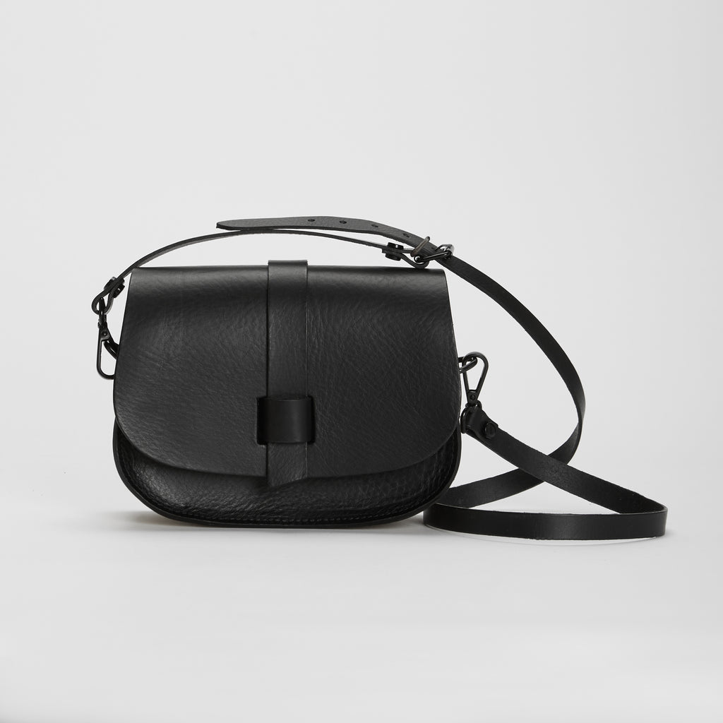 Micro Arlington Handbag Black
